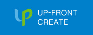 UP-FRONT CREATE 新ロゴ リンク用バナー