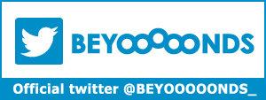 BEYOOOOONDS ツイッター