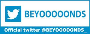 BEYOOOOONDSオフィシャルTwitterアカウント
