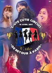 ℃-ute Cutie Circuit 〜De retour à Paris〜:<Disc1>