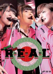 """Buono! LIVE 2012 """"R・E・A・L"""":"""