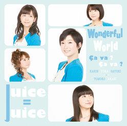 Wonderful World/Ça va ? Ça va ?(サヴァサヴァ):【初回生産限定盤A】