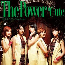 The Power/悲しきヘブン (Single Version):【初回生産限定盤A】