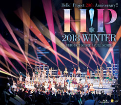 Hello! Project 20th Anniversary!! Hello! Project 2018 WINTER ~PERFECT SCORE・FULL SCORE~:<Disc1> Hello! Project 20th Anniversary!! Hello! Project 2018 WINTER ~PERFECT SCORE~
