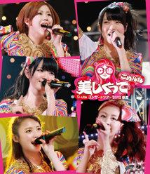 ℃-uteコンサートツアー2012春夏〜美しくってごめんね〜: