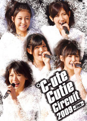 ℃-ute Cutie Circuit 2009〜Five〜: