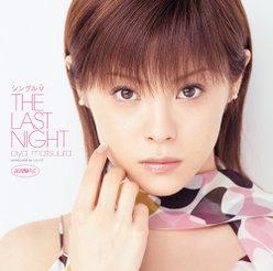 シングルV「THE LAST NIGHT」: