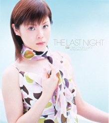THE LAST NIGHT:初回盤