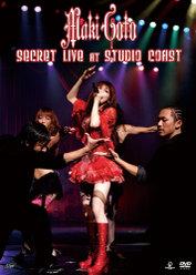 Maki Goto SECRET LIVE at STUDIO COAST: