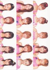 モーニング娘。写真集『モーニング娘。 in Hello! Project2003 夏』:モーニング娘。写真集