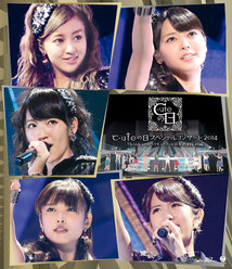℃-ute(910)の日スペシャルコンサート2014 Thank you ベリキュー!in 日本武道館[前編]: