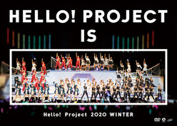 Hello! Project 2020 Winter HELLO! PROJECT IS [     ] ~side A / side B~:<Disc1>Hello! Project 2020 Winter HELLO! PROJECT IS [     ] ~side A~