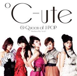 ⑧ Queen of J-POP:【初回生産限定盤A】