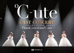℃-ute ラストコンサート in さいたまスーパーアリーナ 〜Thank you team℃-ute〜:<Disc1>