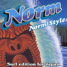 Norm:Norm Style -Surf edition for Japan-