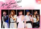 PINK CRES.・鈴木愛理・宮本佳林:M-line Special 2021~Make a Wish!~