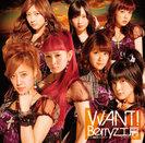 WANT!:【初回生産限定盤B】