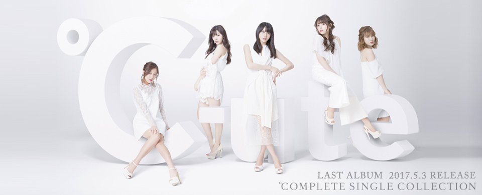 2017.5.3 RELEASE ℃OMPLETE SINGLE COLLECTION