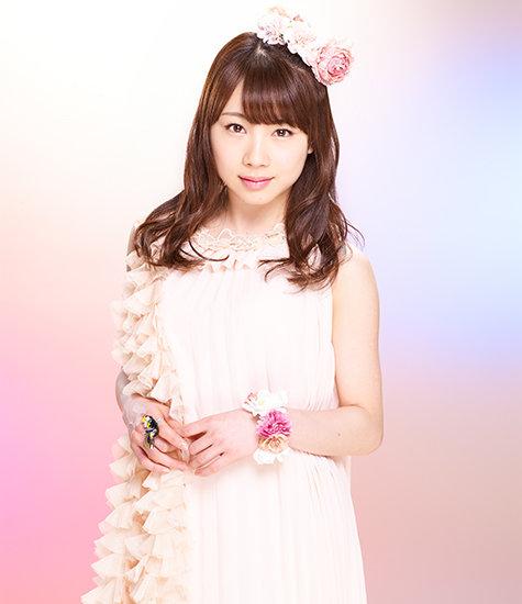 ピンク色の石田亜佑美の衣装の画像